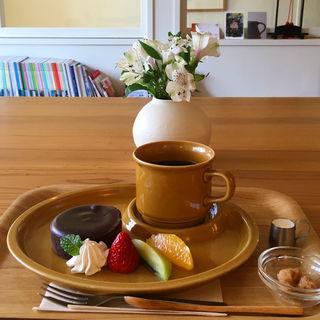 ミキューイ・ショコラ(Cafe&Gallery Fran)