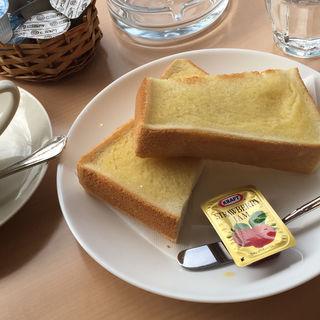 トーストセット(喫茶ネスク)
