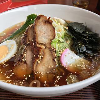 そば冷麺(大盛り)(はらぺこ )