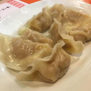 茹で餃子(二代目 けんのすけ  (【旧店名】けんのすけ 本店))