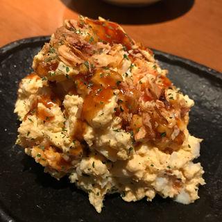 ポテトサラダ(魚の平田屋宝仙寺前店)