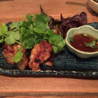 特製パクチー餃子(Thai Dining nana (タイダイニングナナ))