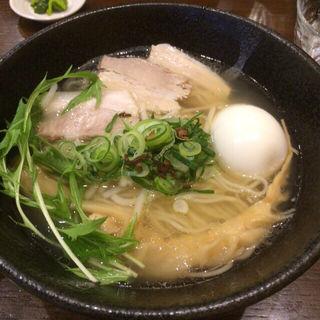 塩らーめん 大盛(らー麺 あす香 )