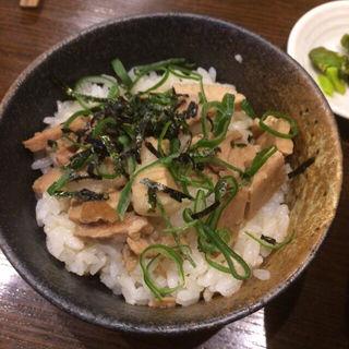 チャーシュー丼 ミニ(らー麺 あす香 )