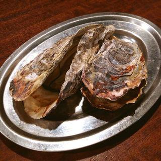 焼き牡蠣(牡蠣 やまと )