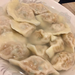 水餃子(肉)10ケ入(蘇州 中洲店 (ソシュウ))