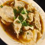 辛味スープ餃子(肉)10ケ入(蘇州 中洲店 (ソシュウ))