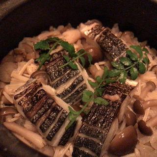 土鍋飯(みつ芳 (みつよし))