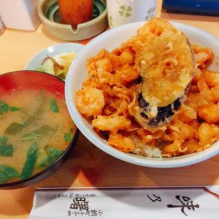 かき揚げ丼(小エビとイタヤ貝柱ミックス)(味の曙 )