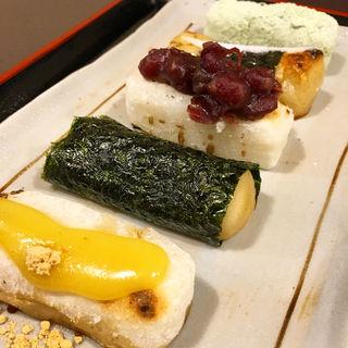 焼き餅(錦 もちつき屋 (にしきもちつきや))