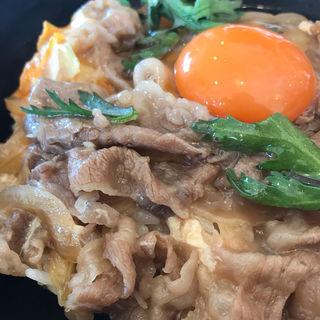 和牛すき丼(あじ豊 (アジトヨ))
