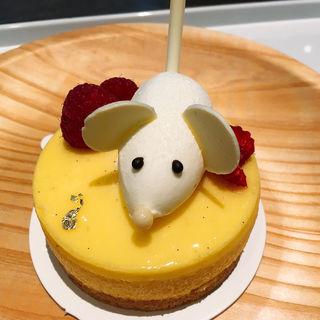 チーズケーキ(ヴェンタリオ (VENTAGLIO))