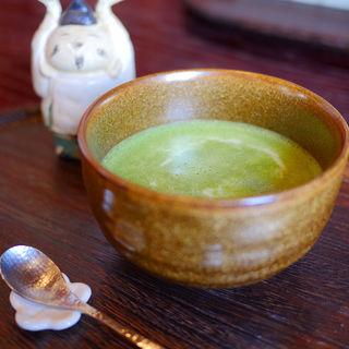 抹茶ミルク(無上帑)