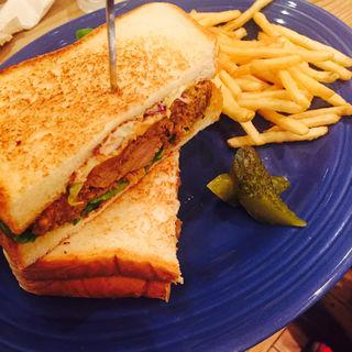 サンドイッチ(ロンハーマンカフェ)