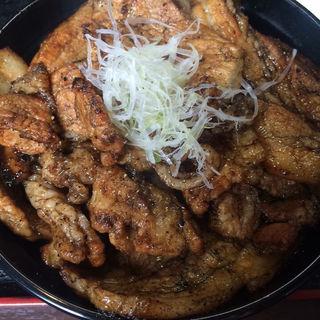 豚丼(帯広)(西北の杜)