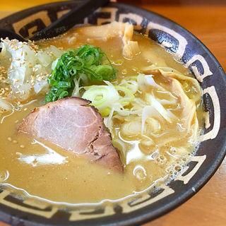 味噌ラーメン(麺恋 佐藤 )