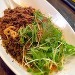 つゆなし担担麺(四川担担麺 阿吽 湯島 (シセンタンタンメン アウン ユシマ))