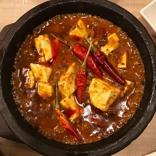 麻婆豆腐(ロンフーダイニング)