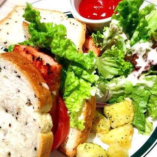 BLTサンドイッチ(gram 須磨パティオ店 )