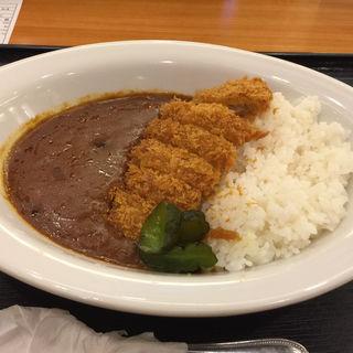 カツカレー(御徒町小町食堂 )