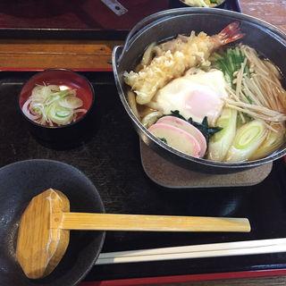 鍋焼うどん(讃岐うどん店)