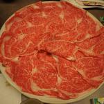 特すきやき(和牛特選霜降肉)~お昼のすきやき~