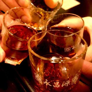 紹興酒 8年(蘇州 中洲店 (ソシュウ))
