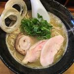 鶏白湯塩らーめん(らーめん専門 和海 (なごみ))