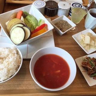 Aセット  温野菜(茶茶の間 )