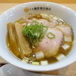 にぼしチャーシュー麺(らぁ麺屋 飯田商店 )