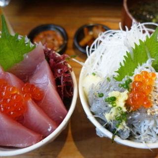 生鮪丼(いしだ商店 )