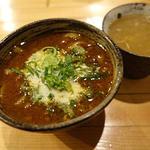 カレーうどん(蕎房 猪口屋 (チョコヤ))