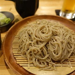 ざる蕎麦(蕎房 猪口屋 (チョコヤ))