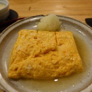 だし巻き玉子(蕎房 猪口屋 (チョコヤ))
