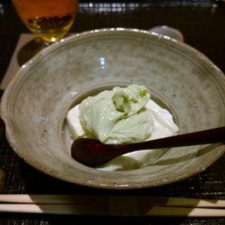 手作り豆腐(玉笑 (たまわらい))