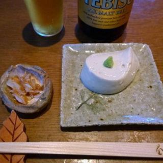 ごま豆腐(釜竹 (かまちく))