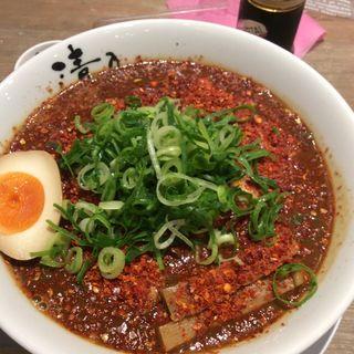 和歌山ラーメン+旨辛(和 dining 清乃 (セイノ))