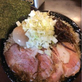 背脂煮干(丸め )