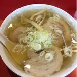 チャーシュー麺(蓬来軒 (ほうらいけん))