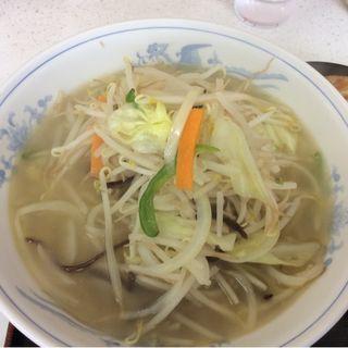 野菜たっぷりタンメン(野菜たっぷりタンメンの店 大久保)