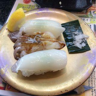 やりいかづくし(すし蔵 浜田本店 (すしぞう))