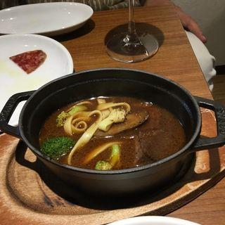 牛ほほ肉(ユナイテッドミートバル )