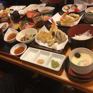 贅沢御膳定食(天ぷら屋さん )
