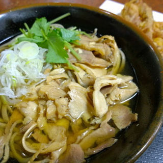 肉そば(山形田 )