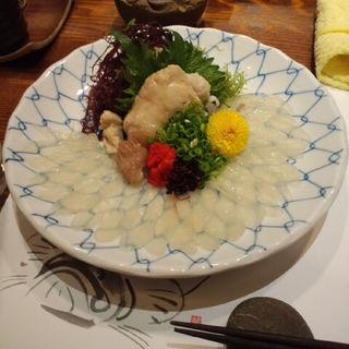 カワハギ(魚料理専門 魚魚一 (トトイチ))