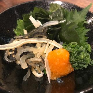 虎河豚皮ポン酢(けごむす)