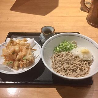 かき揚げぶっかけ(ウエスト 舞松原店 )