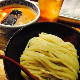 辛スープあつもり 並(三田製麺所 有楽町店 )