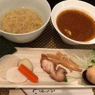 カレーつけ麺&カレー茶漬け 並盛り(200g)(麺屋 波 )