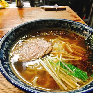 隠国らぁ麺(麺工房 隠國 愛川本店)